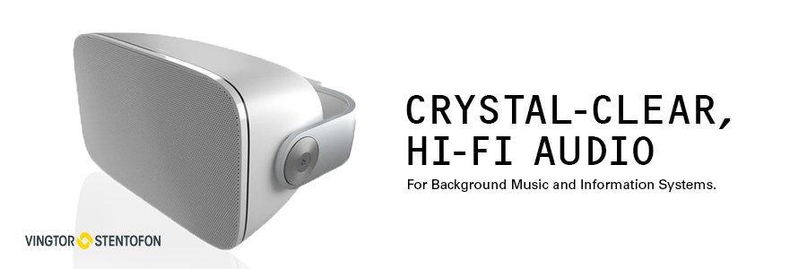 Hifi Speakers banner picture