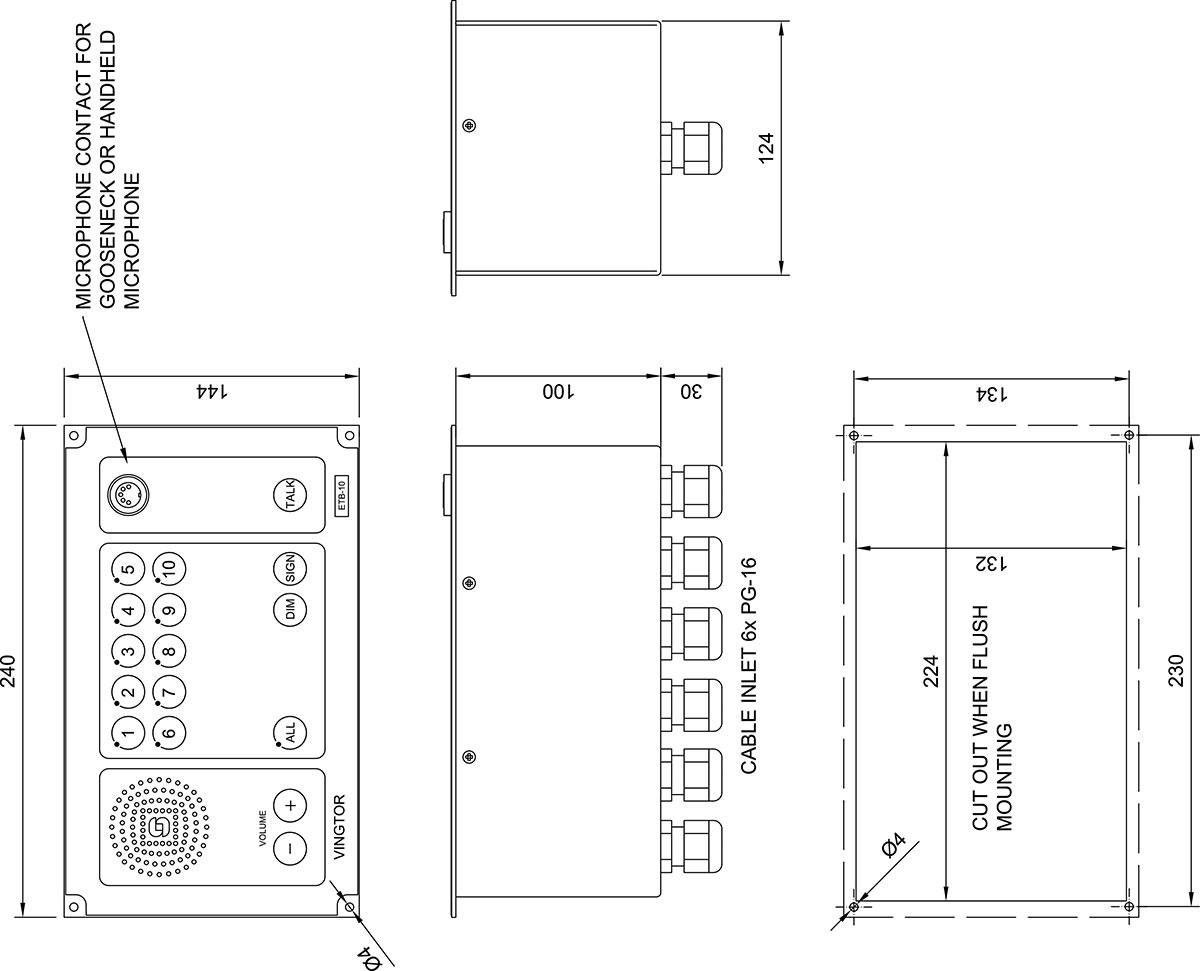 30050200XX_ETB 10 etb 10 zenitel stentofon wiring diagrams at bakdesigns.co