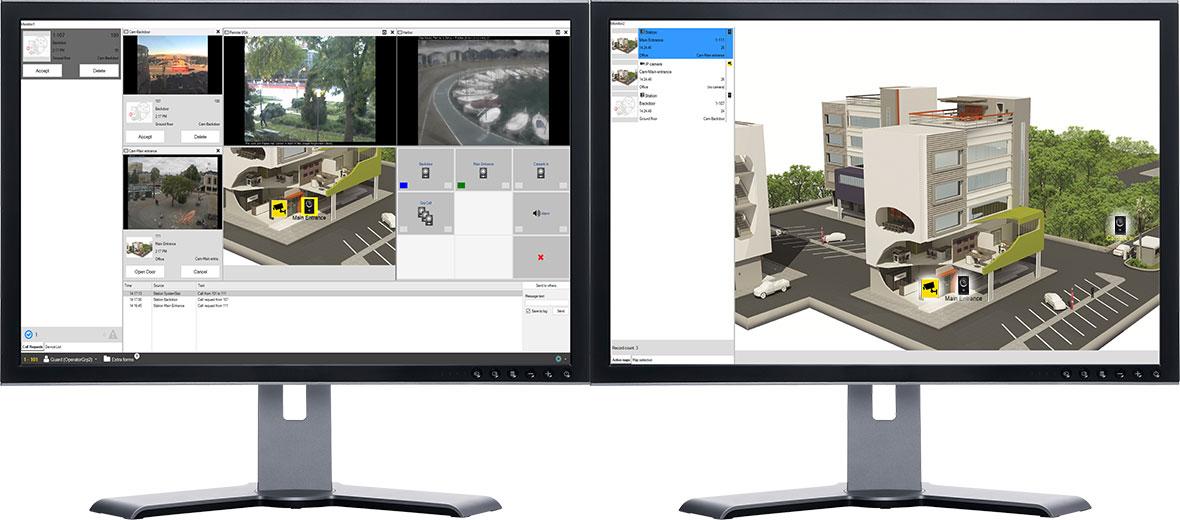 Alphaview Dual-screen image 2