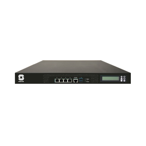 DVB to IP gateway 8x