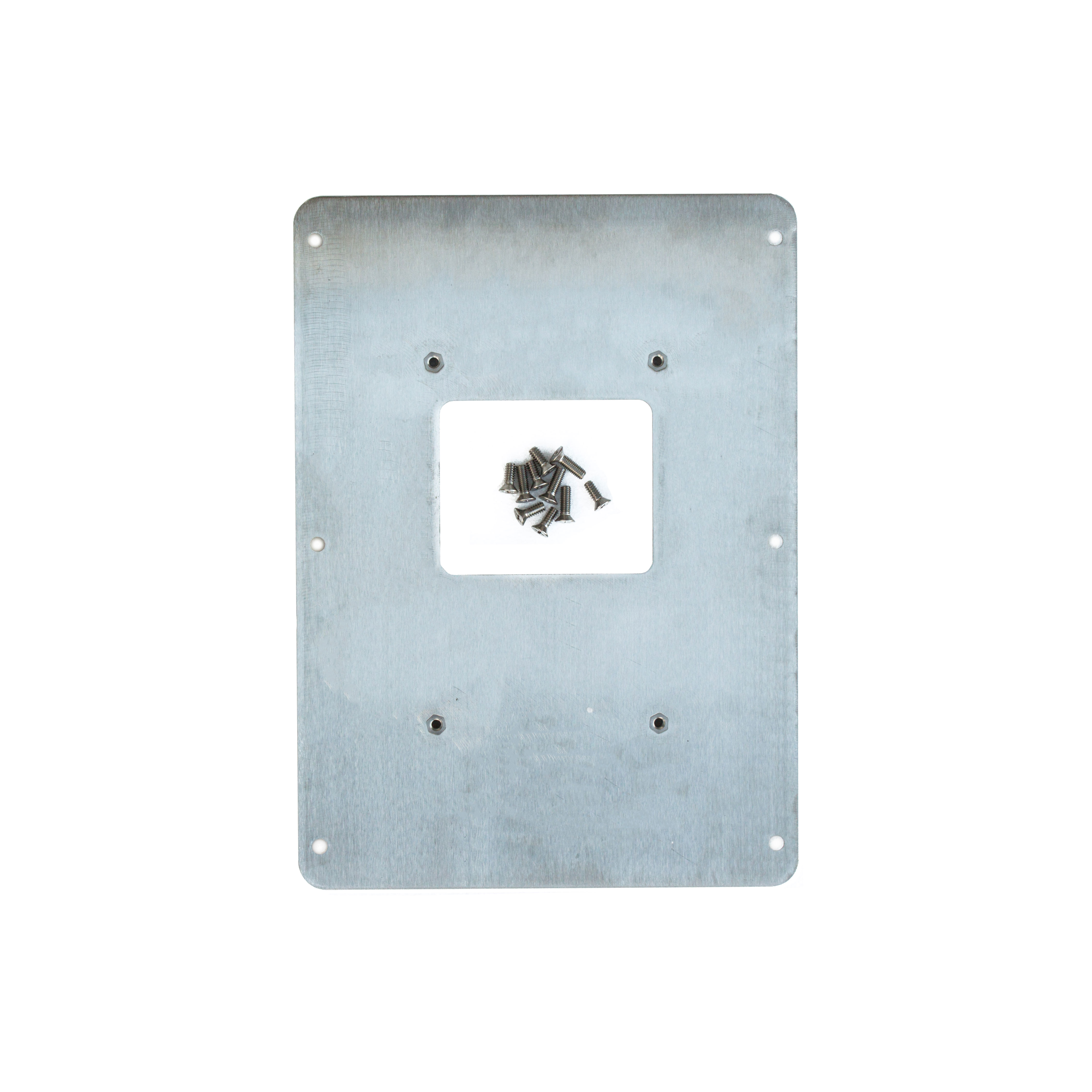 Turbine adapter plate picture