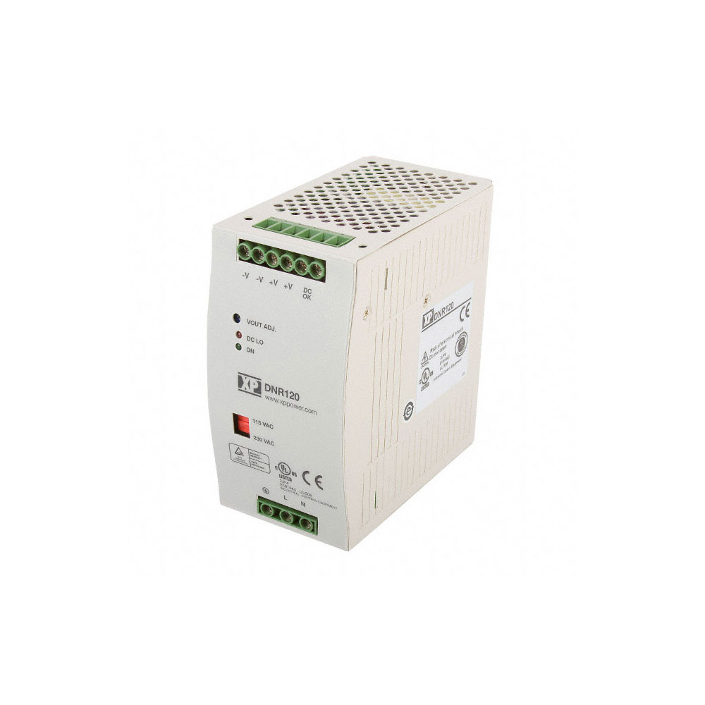 XP Power Supply, 48Vdc 120W