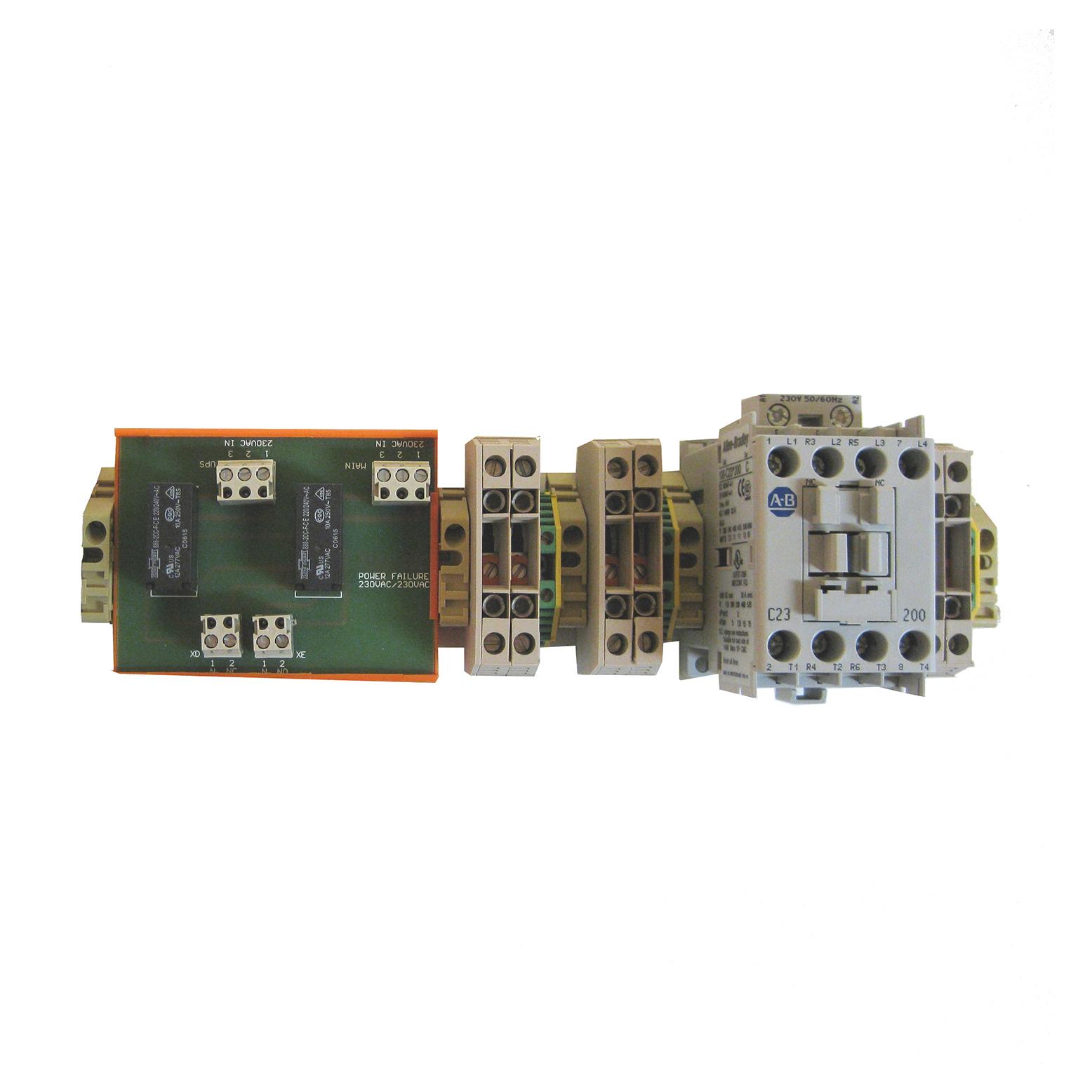 SPA-UPS Auto switch picture