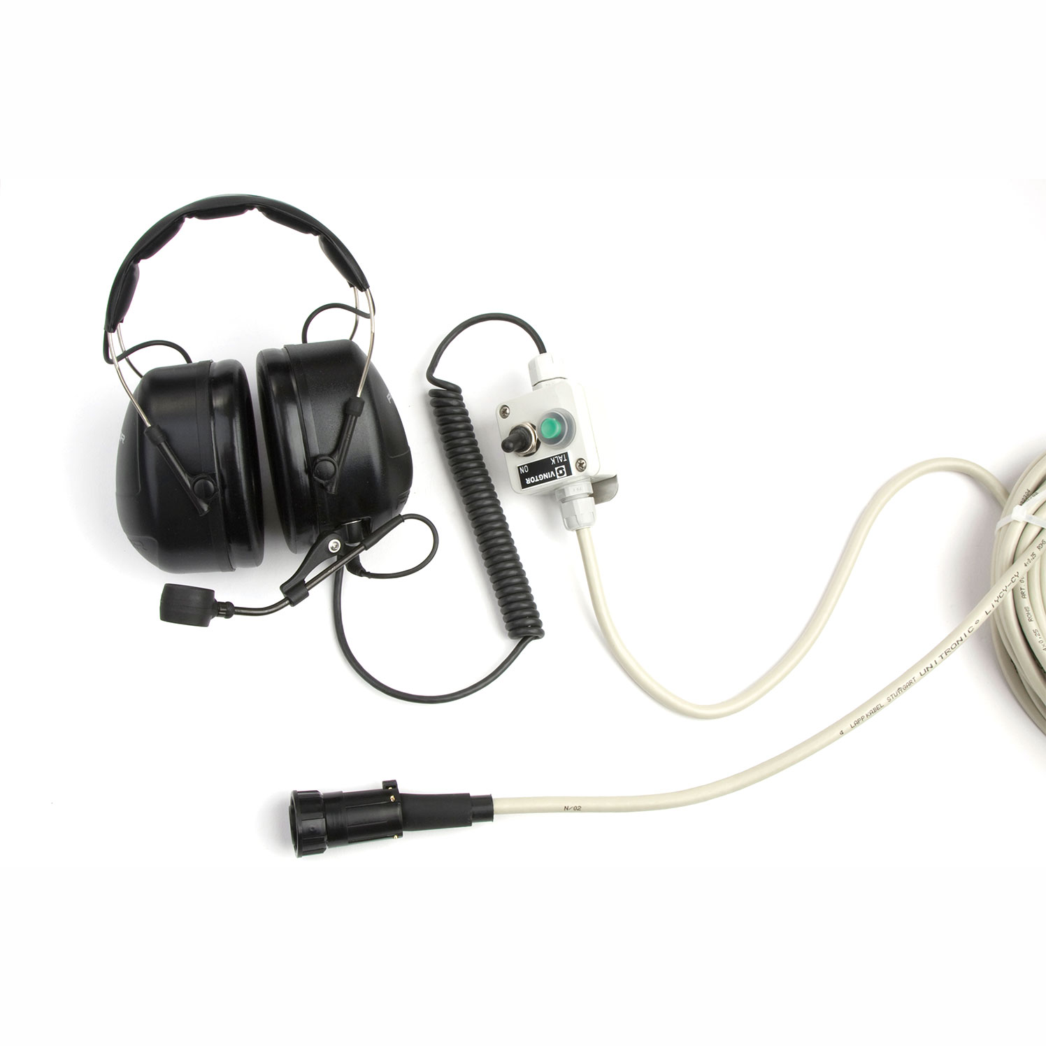 SP5-36-PELP Headset w/ Boom Mic. picture