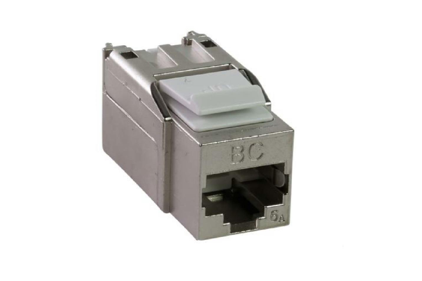 Bergen Cabling - Connector Cat6A STP v2