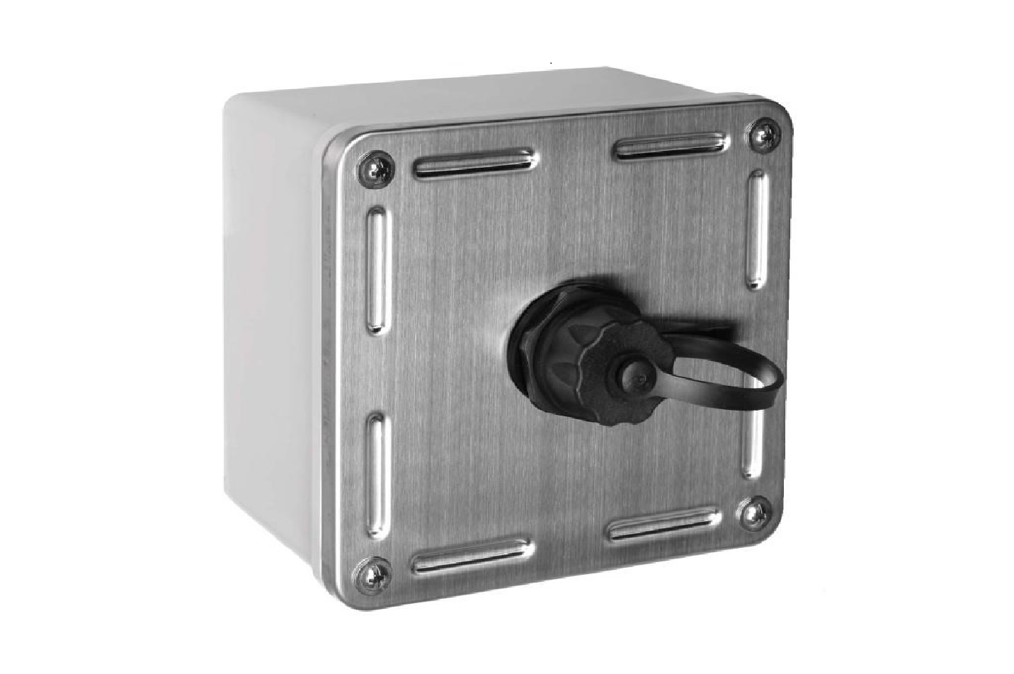 BC-12-021 Industrial IP 67 1xRJ45 STP Cat.6A outlet picture