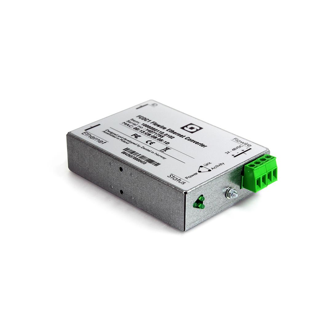Fcdc1 Zenitel 2wire Wiring Diagram Ethernet Flowire Converterpicture