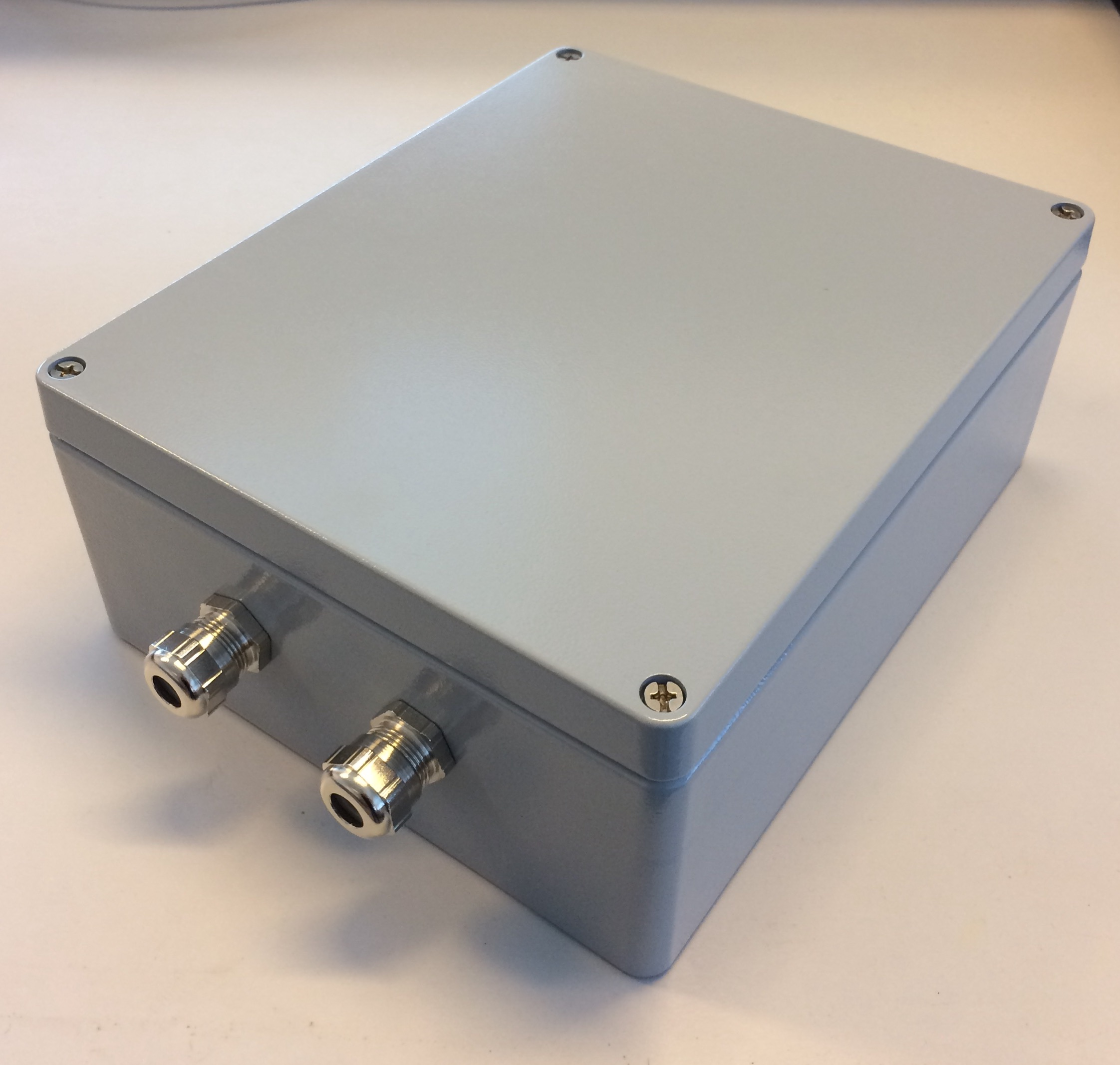 IP-CRB-1 IP based control relay box picture