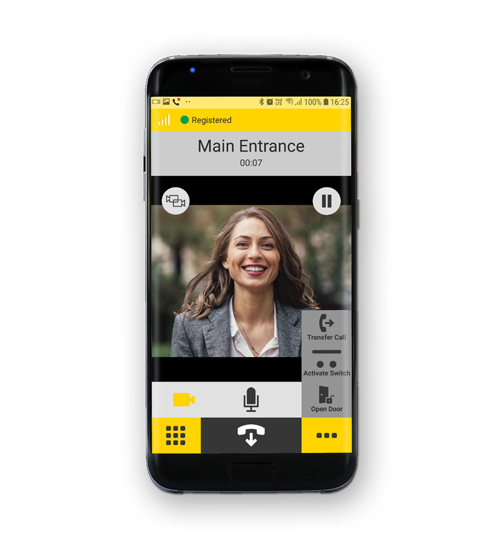 Zenitel IC-Edge Mobile Client