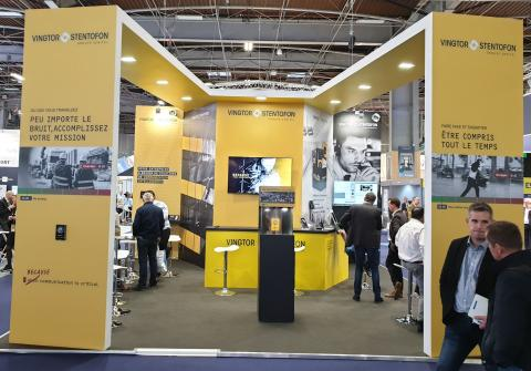 Zenitel France at Expoprotection