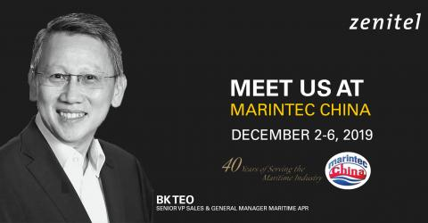 Meet Zenitel at Marintec China