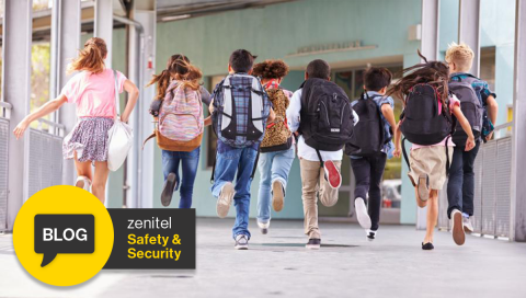 Zenitel Audio for School Safety