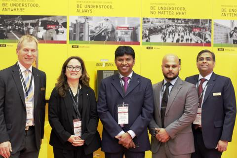 Zenitel at Intersec Dubai 2019