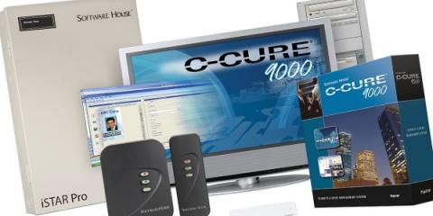 C•CURE 9000 Security and Event Management by Software House