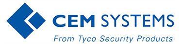 CEM Systyems Tyco Logo
