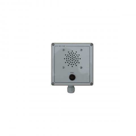 HE-112M Weatherproof substation with call button picture