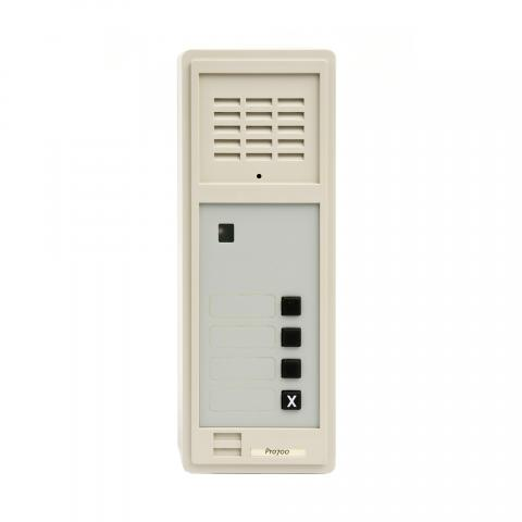 Wall Substation 3 buttons Pro700