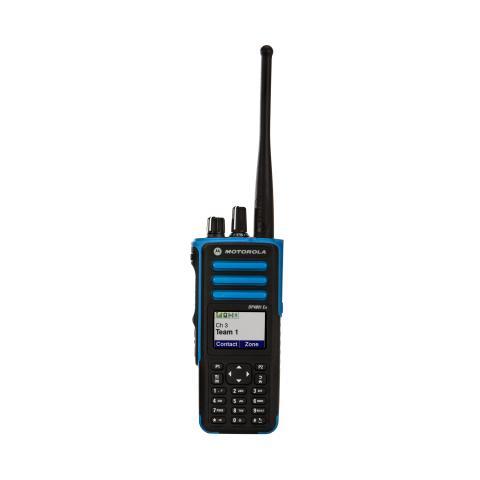 DP4801 Ex UHF 403-470 MHz 1W FKP GPS GOB 1000 Ch IP67