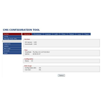 CMS Virtual Machine