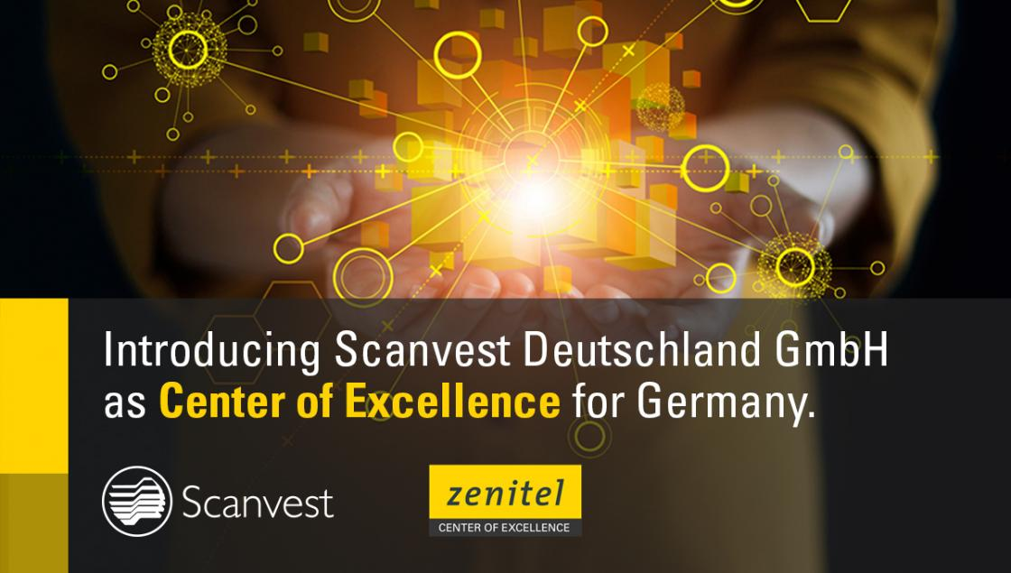 Scanvest  Zenitel Center of Excellence Germany