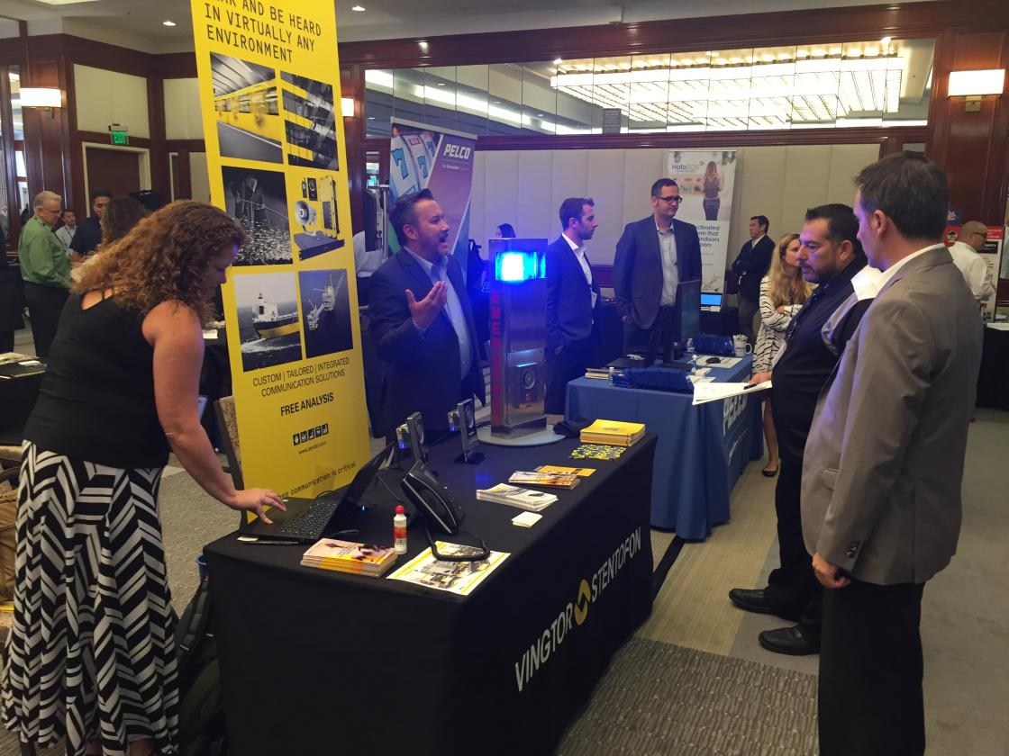 Zenitel at Campus Safety West 2017