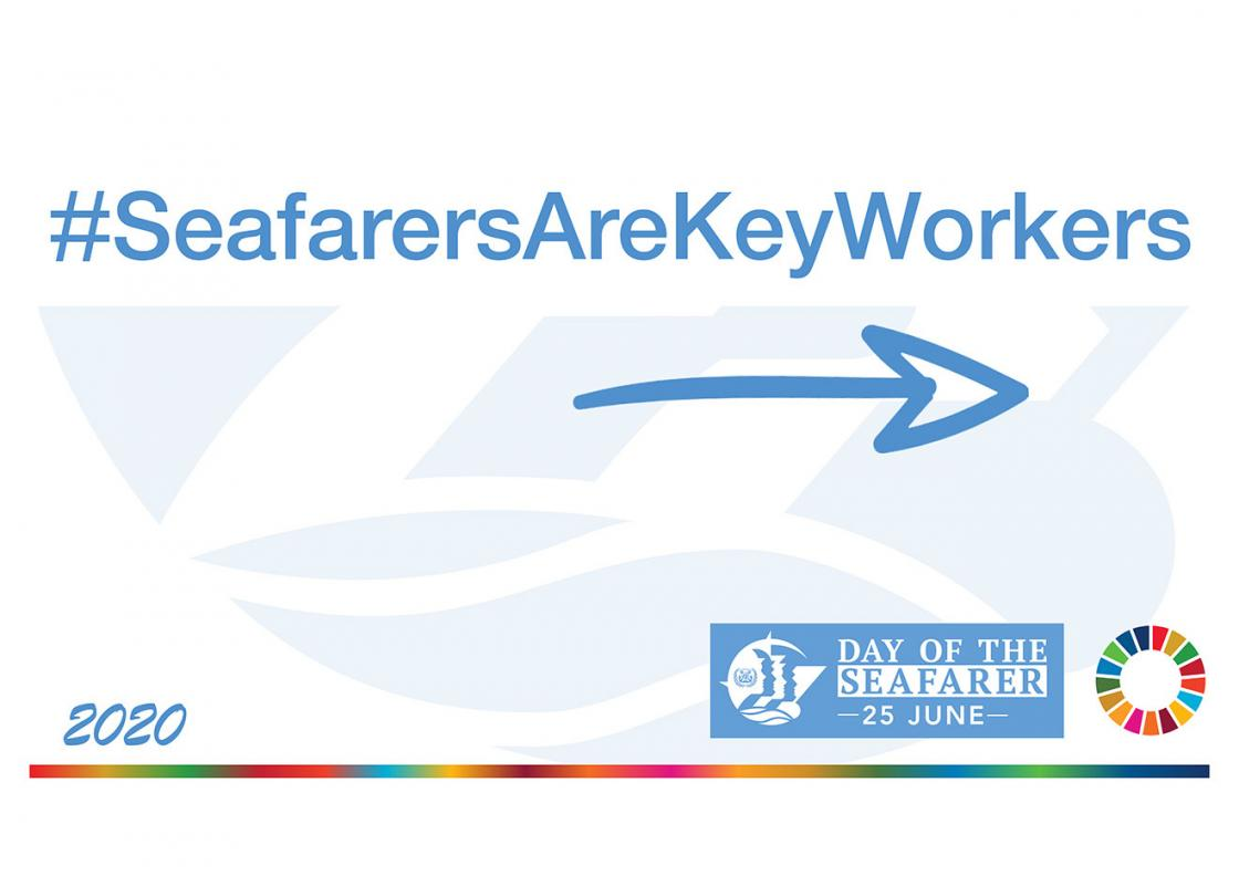 Seafarers are key workers