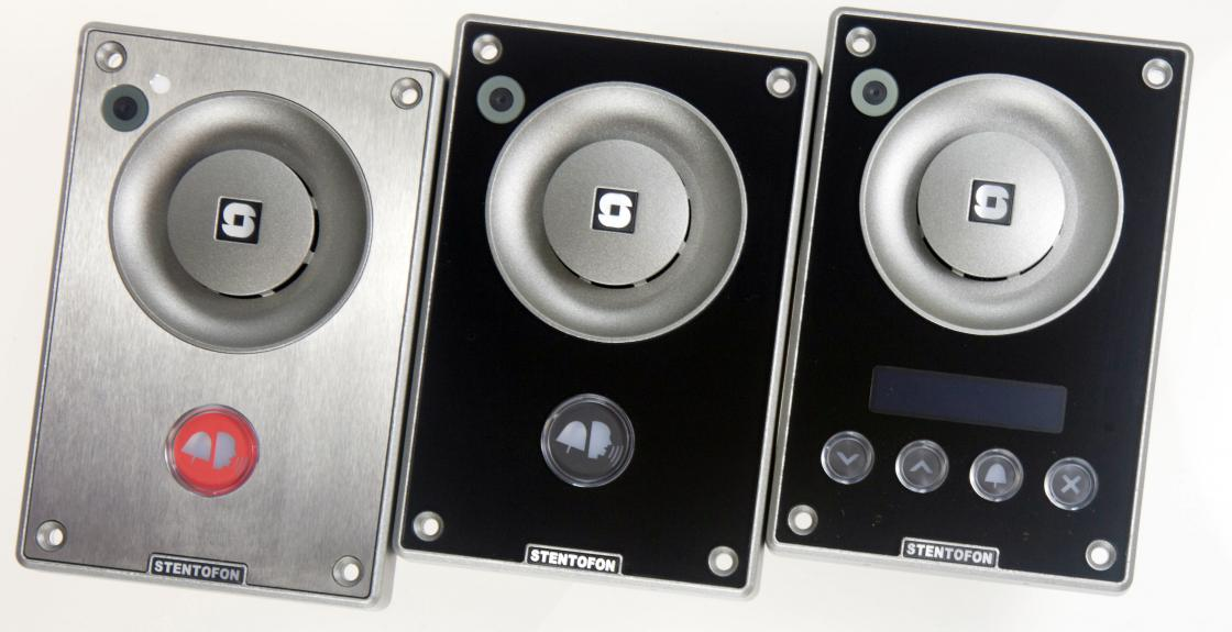 The Turbine Compact Intercom Video station series (Video Intercom) - picture