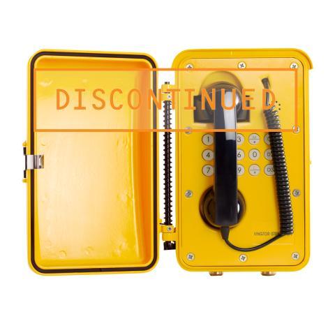 Heavy duty IP Telephone-door-keypad-hotline