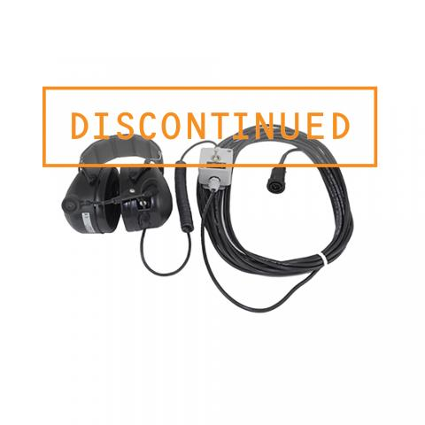 VSP-36-PELP Portable Headset with Boom Microphone picture