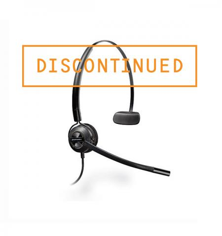 Light mono headset
