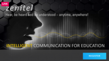 Zenitel Education audio solutions