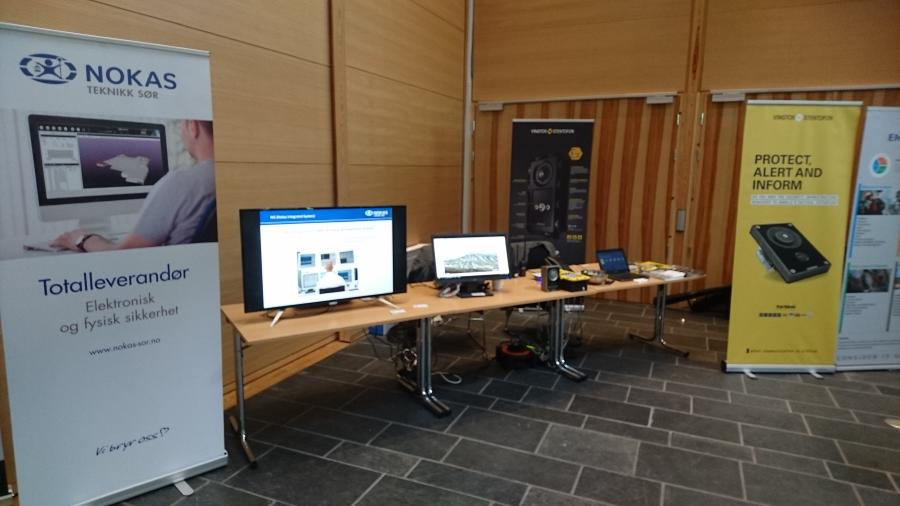 Bringing intelligible audio and integratability to Industrikonferansen Grenland - picture