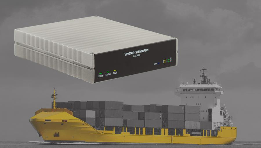 ICX-500 Gateway receives Marine Approval from DNV GL