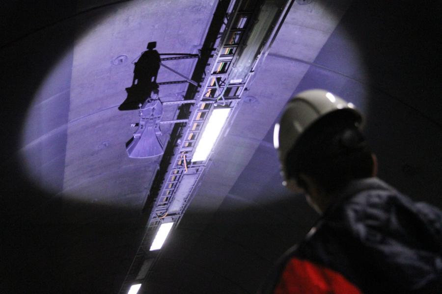 Exigo test in the Nordby tunnel in Norway