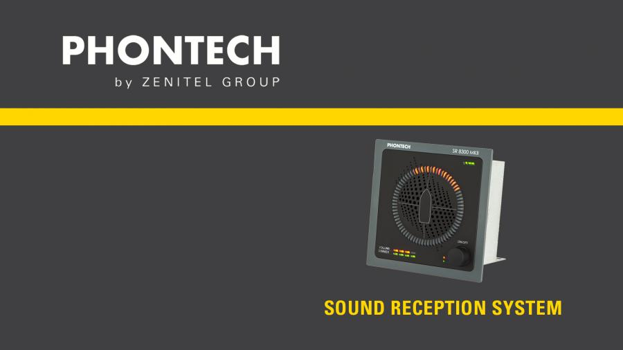 sound reception system by zenitel maritime & energy